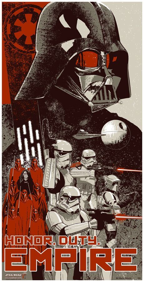 unrepentantwarriorpriest:  Warrior Culture : Galactic Empire