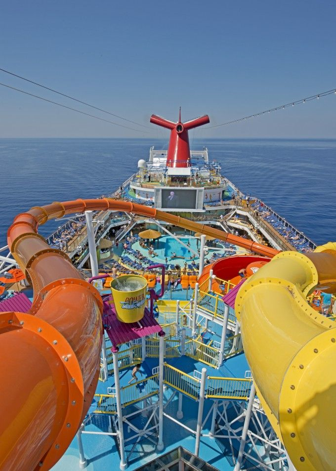 Childcare On Holiday Ask The Experts Carnival Cruise Lines - How long is the carnival cruise ship