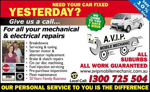 http://www.avipmobilemechanics.com.au/