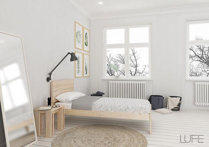TESTA Cabecero 9V cama individual
