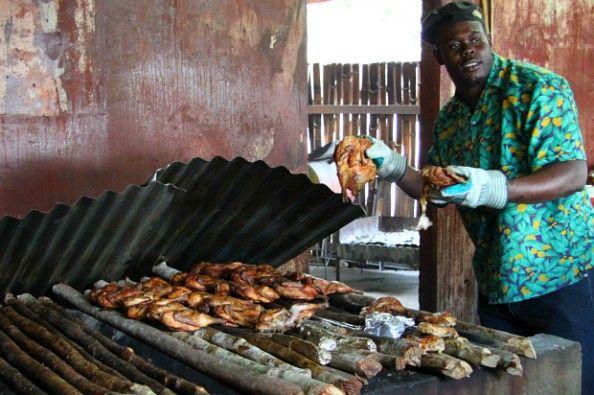 #PinUpLive Drunken Jamaican Jerk Chicken >>> recipe inside!