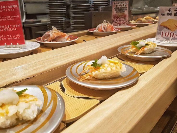 Daiki (conveyor belt sushi) - Osaka