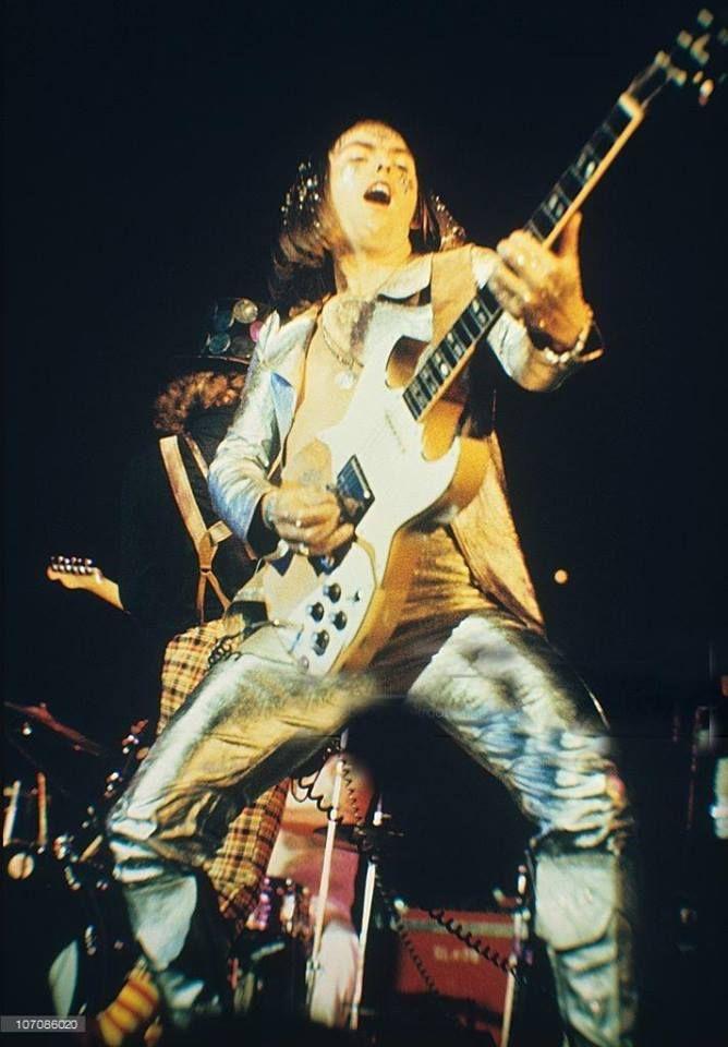 Slade #Dave #live #70s