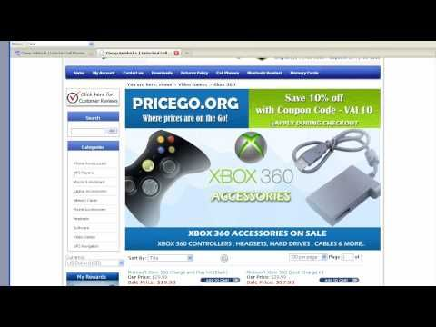 http://www.pricego.org/category_s/73.htm Shop for discount Xbox 360 accessories, Xbox 360 controllers, Xbox hard drive, Xbox 360 rechargeable battery.   									source  	  #coupon_contentborder:dashed 1px #0dae18;background-color:#fff;width:160px;height:245px; 	 ...