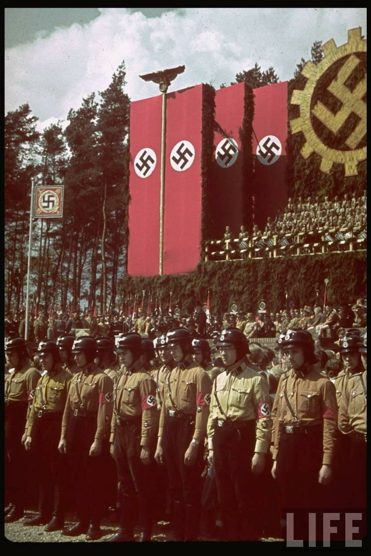 Third Reich in Color LIFE Image