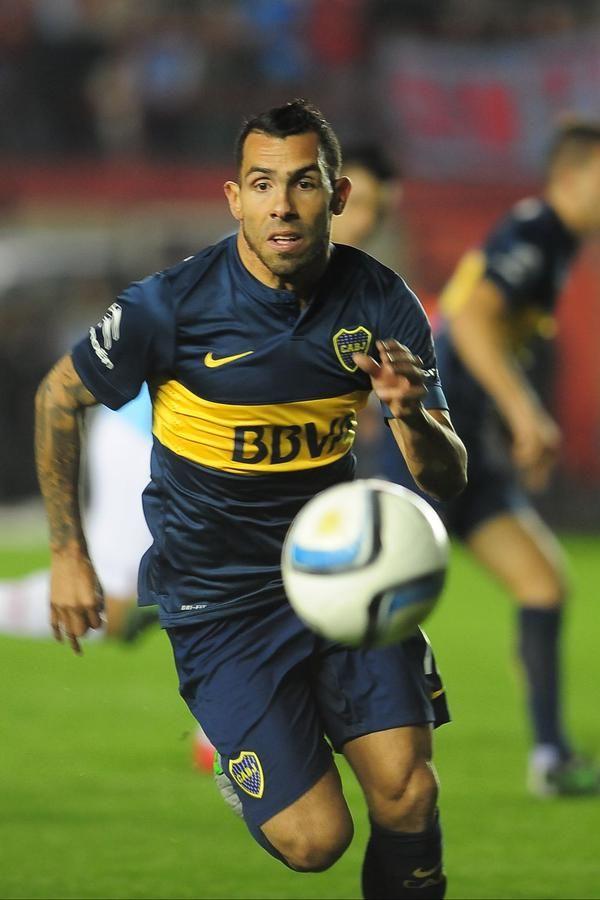 Boca Juniors Carlitos contra Arsenal