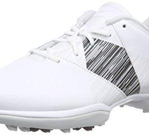 Nike Womens Delight V Golf Shoes White WhiteBlackPure Platinum