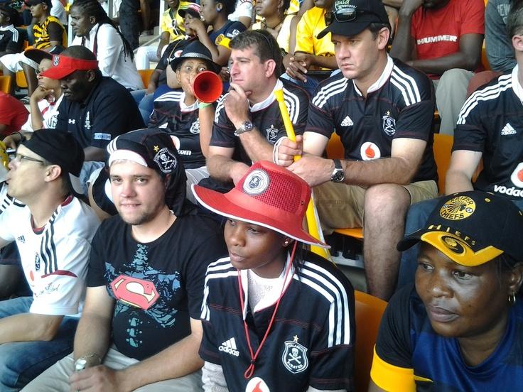 Soccer City 2013 - Orlando Pirates vs. Kasier Chiefs