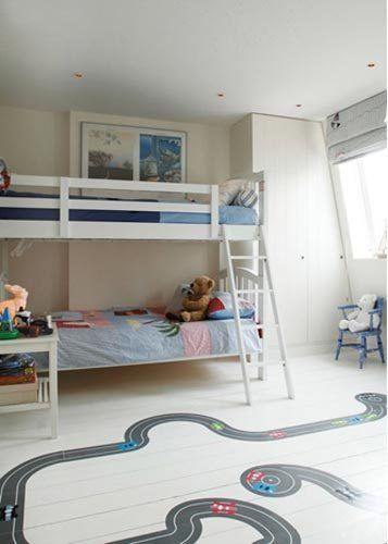 so cool for a kid's room!