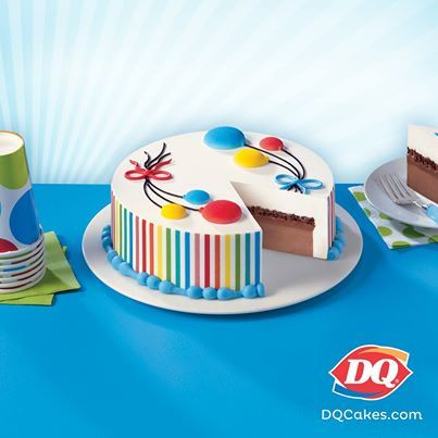 Dq Cakes For Dads Birthday