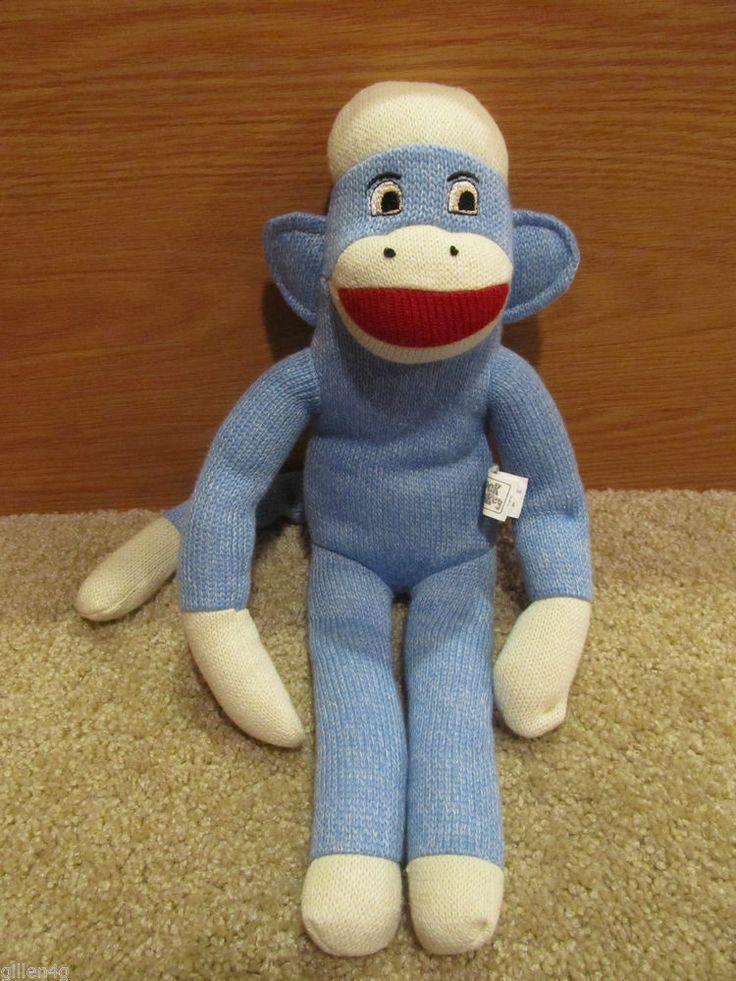 71 best sockmonkeys images on pinterest sock animals for Monkey fish toys
