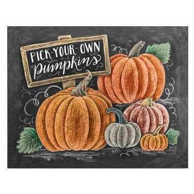 Always on our Autumn to-do list: a trip to the pumpkin patch! Walking through rows of orange and green on a crisp day in October puts our minds at ease and our hearts at rest! This print was drawn to