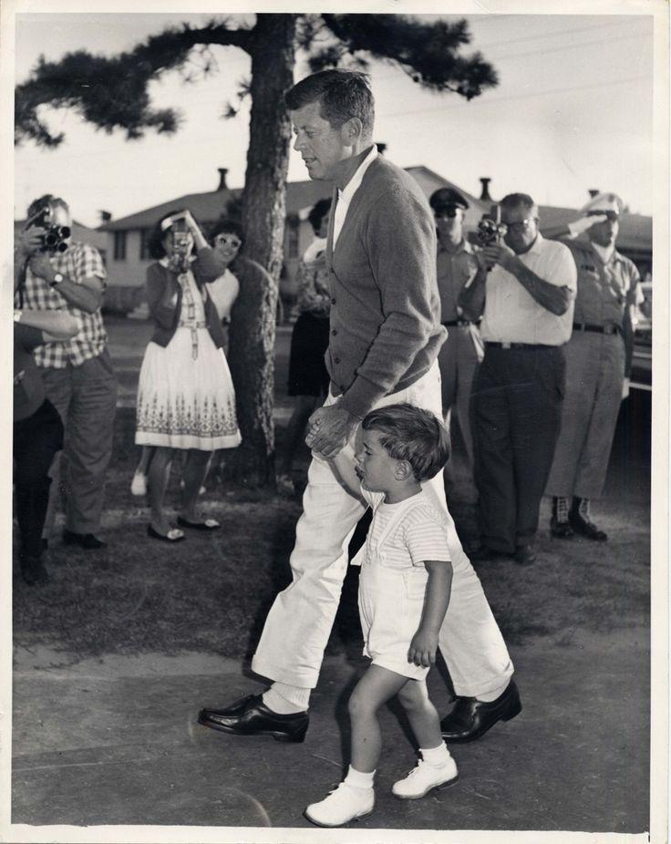JFK & JFK jr.                                                                                                                                                     More