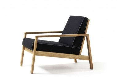 Fauteuil Otto  Designer : Hakan Johansson & Peter Lynch (2012)  Fabricant : Zweed  Suède
