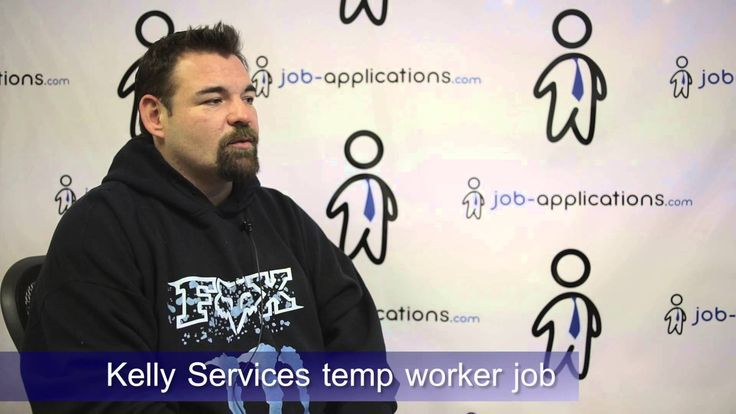 Awesome Kelly Services Interview - Temp Worker