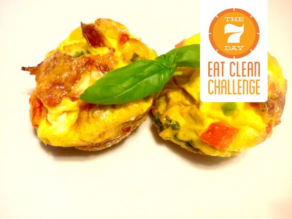 So, this Egg Muffin recipe is a fantastic Sunday afternoon recipe because you can save the extra muffins in a ziptop bag and have a quick and healthy breakfast for the rest of the week.