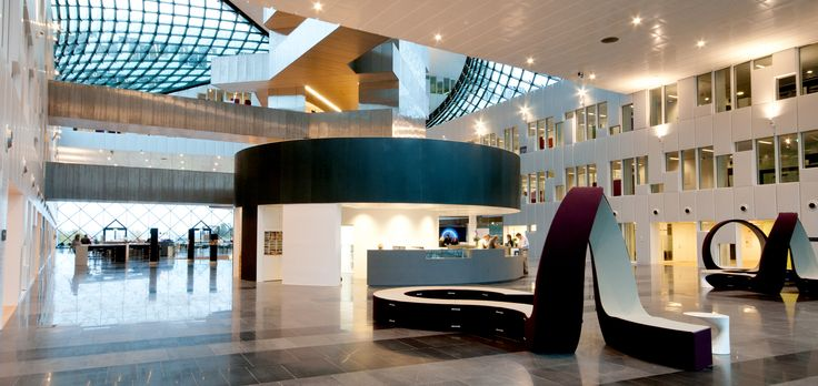 Statoil Regional and International Offices, Oslo, Arkitectur Laboratoriet