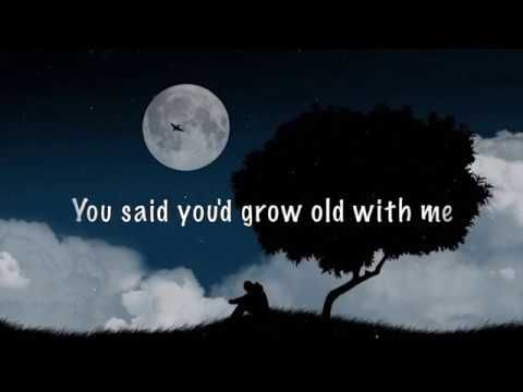 Michael Schulte - You Said You'd Grow Old With Me (Lyrics) - YouTube