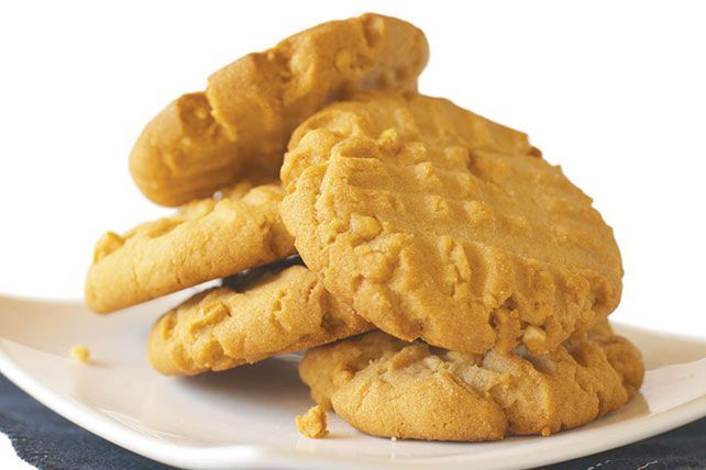 Try our version of a classic! These Old-Fashioned Peanut Butter Cookies are a tried and true crowd-pleaser with their creamy peanut butter flavor.