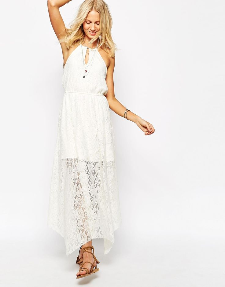 Abercrombie+&+Fitch+Pretty+Maxi+Dress