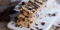 No bake havrebar med honung