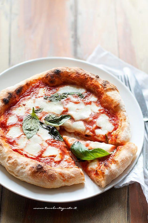 Pizza Fatta In Casa Buona Come In Pizzeria Ricetta Pizza Ricetta Ricette Pizza Fatta In Casa Ricette Pizza