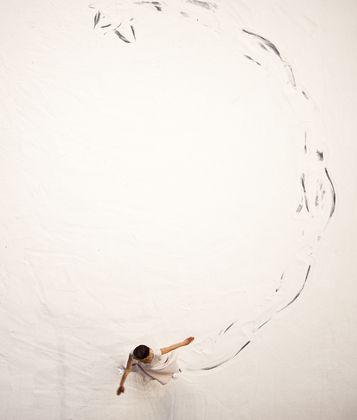 Anne Teresa De Keersmaeker. Choreography - performance Museum of Modern Art, 2011.