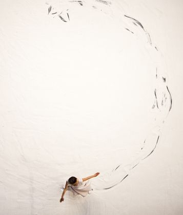 Anne Teresa De Keersmaeker. Choreography - performance Museum of Modern Art, 2011.