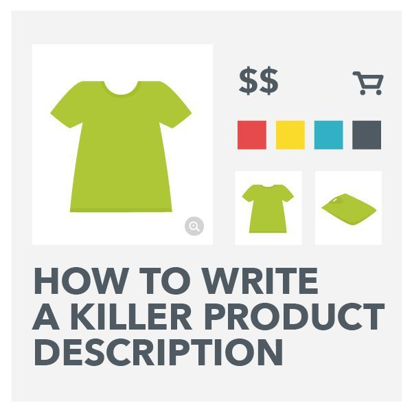 Do you have an online store? Are you thinking about opening one? Whether you have a large online store or a small Etsy shop, the way you list your products can have a dramatic effect on your sales. Here are some basic tips for writing a great product description: Emphasize the most important selling points. When you write a product description, use adjectives that describe the object as though there are no pictures. Your description doesn't have to be long, but at a minimum it should ...