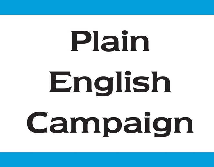 Some useful tips on writing reports. The Plain English Campaign is all about good grammar & vocabulary - concise and meaningful sentences.