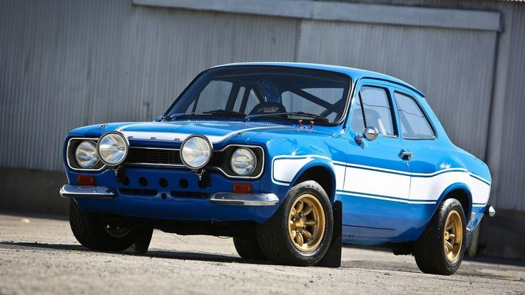 1970 Ford Escort RS1600 | Fast And Furious 6 Car