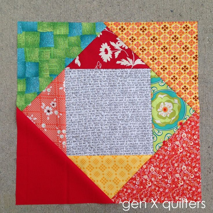 Gen X Quilters - Quilt Inspiration | Quilting Tutorials & Patterns | Connect: Patchwork Auditions #4: Economy Block