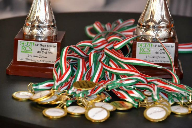 14° Gran Premio di kart del Cral-Rcs Mediagroup #topfuelracing #business #event #kart #buffet #cup #incentive