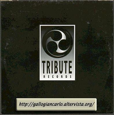 fotografie e altro...: CD Collezione TRIBUTE Records - sampler 1997 - Alt...