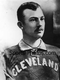 """Denton True """"Cy"""" Young, born in Gilmore,Ohio His career started with the Cleveland Spiders."""