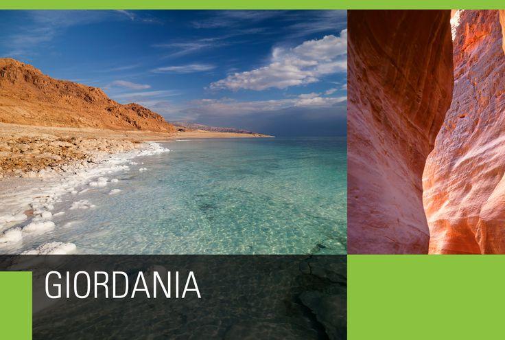 Benvenuto in Giordania!