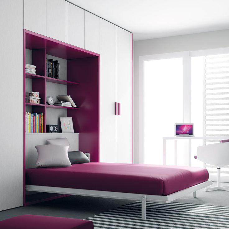 #armarios con #camas sorpresas y mucho mas... en el nuevo catálogo spazio+ de armarios de @Muebles Ros