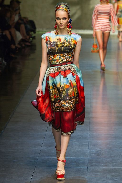 17 Best images about Dolce & Gabbana on Pinterest