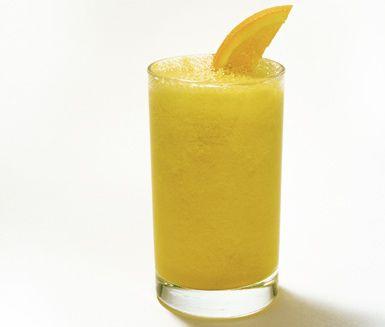 Recept: Apelsindrink