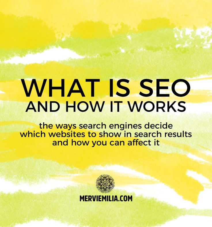 The ways search engines decide which websites to show in search results and how you can affect it.  SEO, search ranking, web design, search engine optimisation, marketing, online presences