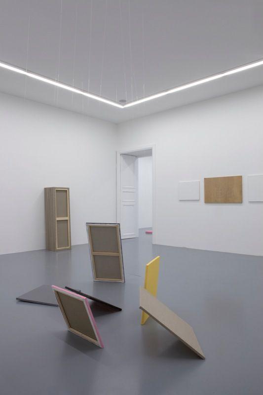 Claude Rutault, Courtesy Galerie Perrotin