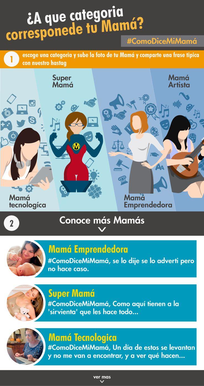 Maquetación multimedia Día de la madre especial.