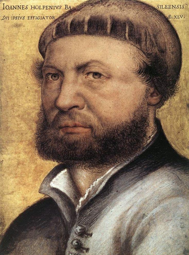 Αυτοπροσωπογραφία (1542-43)