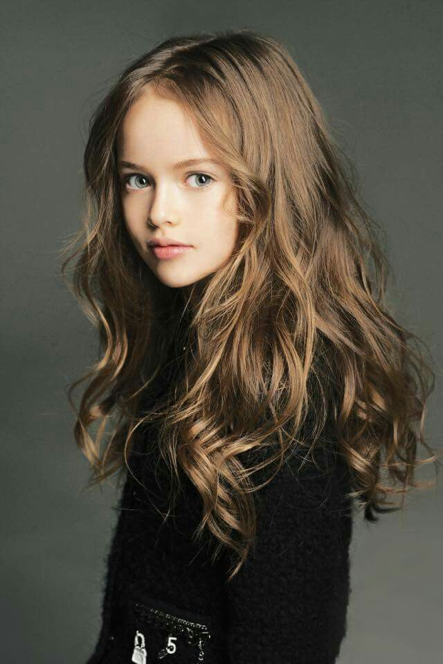 I think this girl is very pretty, but I don't encourage little girls modeling. It sometimes leads to narcissism, self-esteem and other ungodly things.