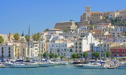 ✈ Ibiza : 7 nuits en demi-pension et vols A/R depuis Paris Orly ou Marseille: #SANTJORDIDESESSALINES En promotion à 399€. Vacances…