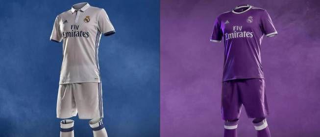 REAL MADRID Así sera la nueva camiseta del Real Madrid 2016/2017 - AS.com
