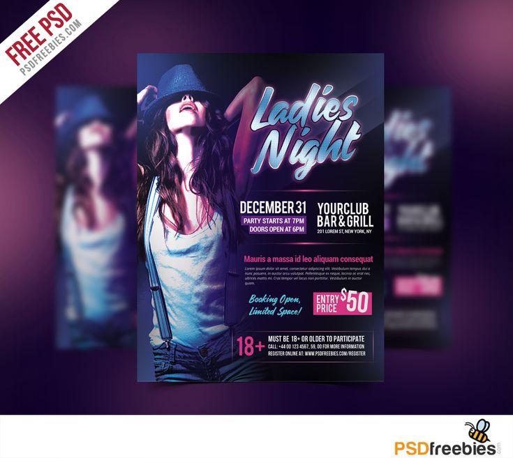 49 best NightClub Flyer Design images on Pinterest