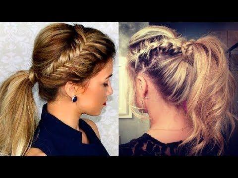 Peinados Tumblr Faciles Para Cabello Largo 2017 2018 Cute Hairstyles