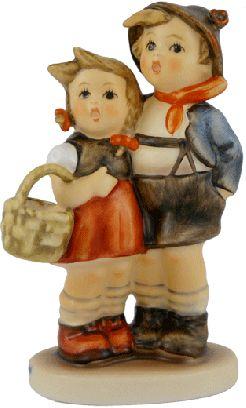 """Markenwelten M.I.Hummel Figur Hum 94/3/0 """"Hänsel und Gretel"""""""