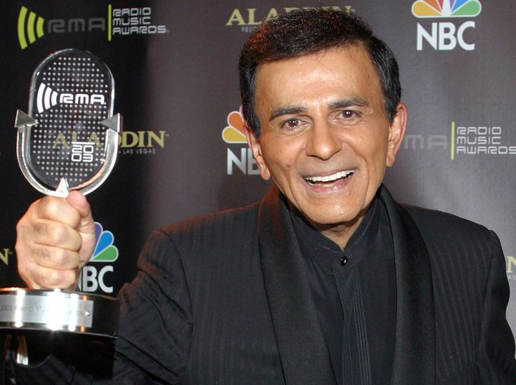 Casey Kasem, king of the top 40 countdown, dead